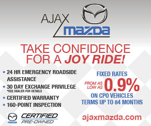 More from Ajax Mazda