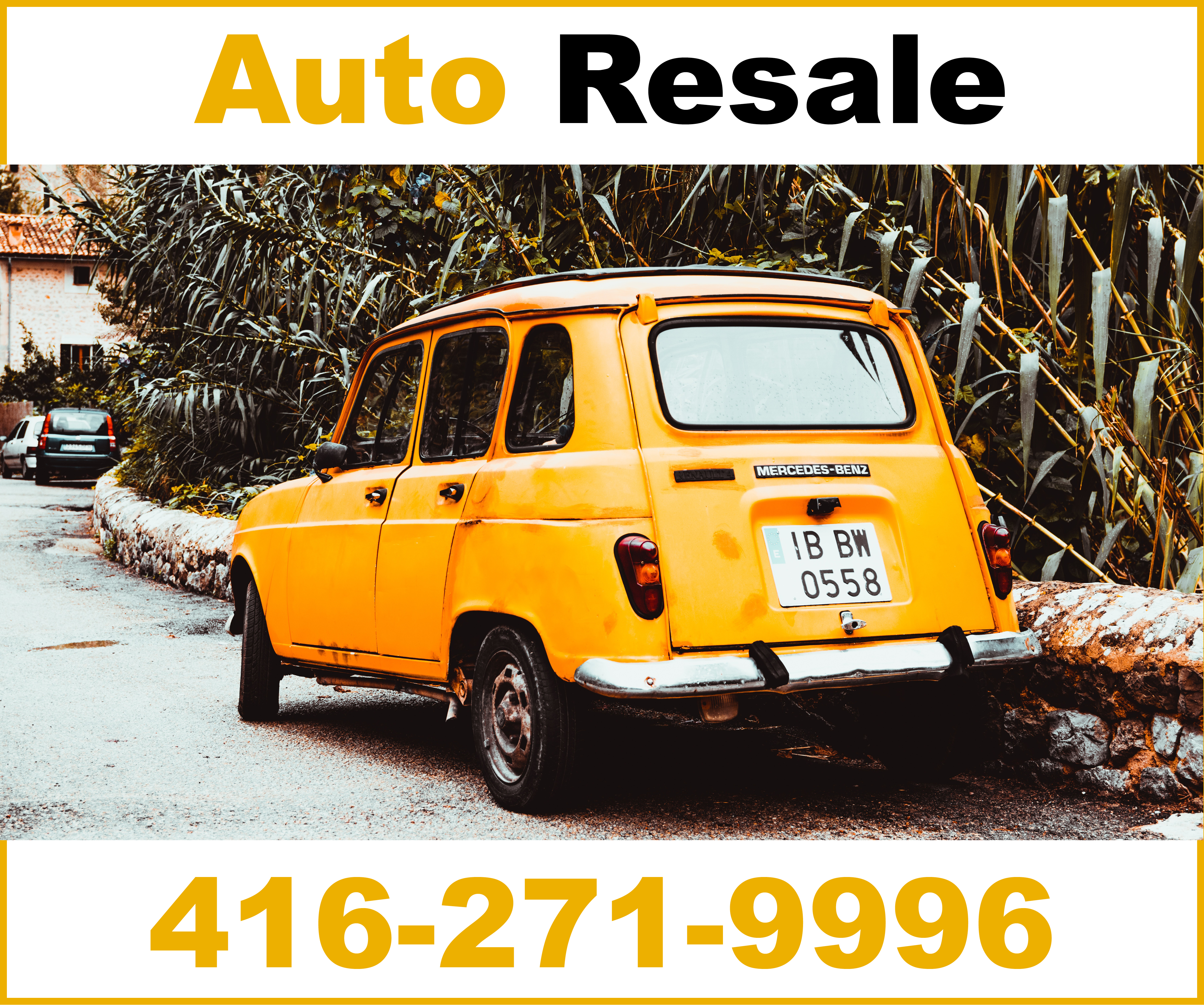 More from Auto Resale