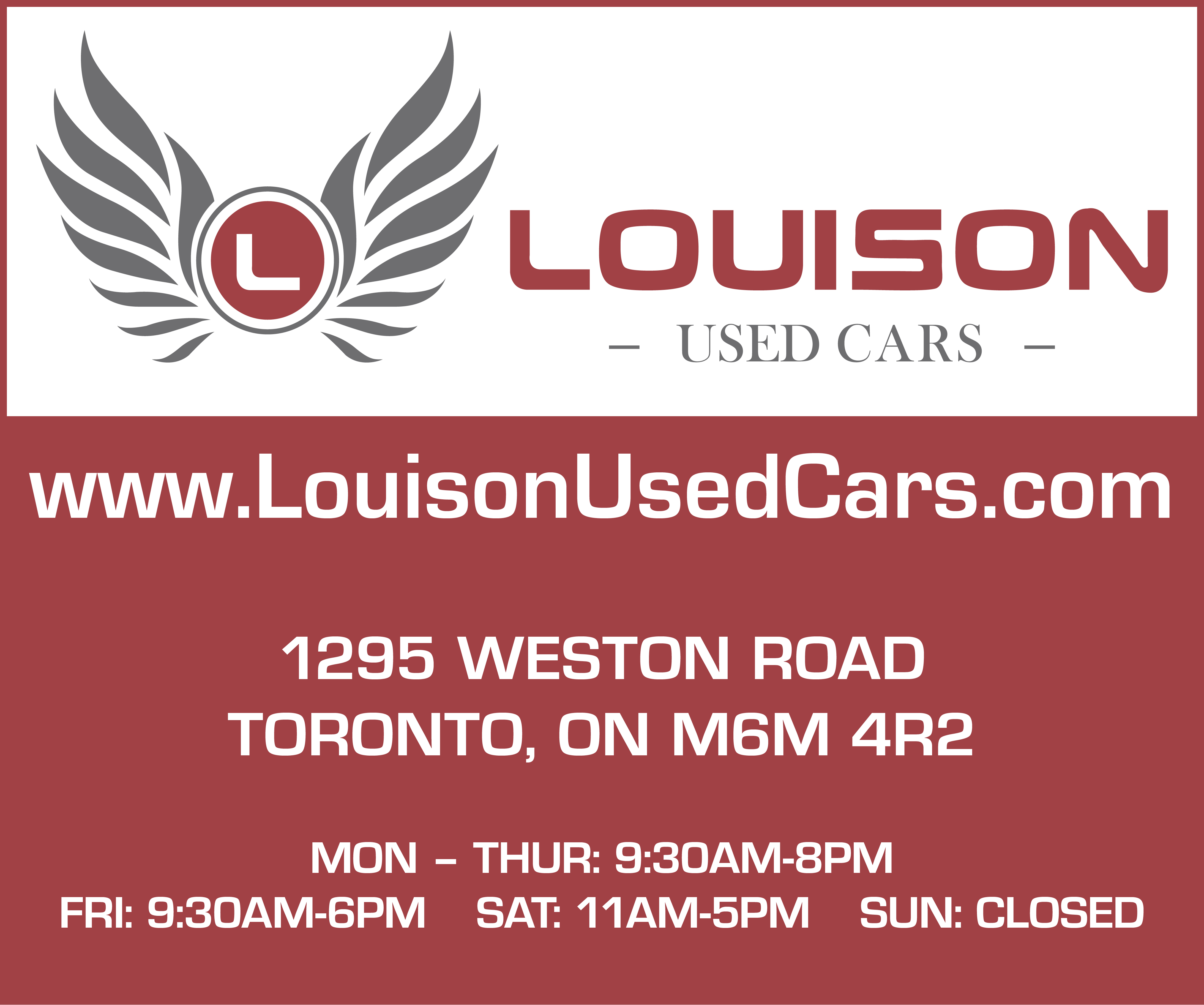 More from Louison Used Cars