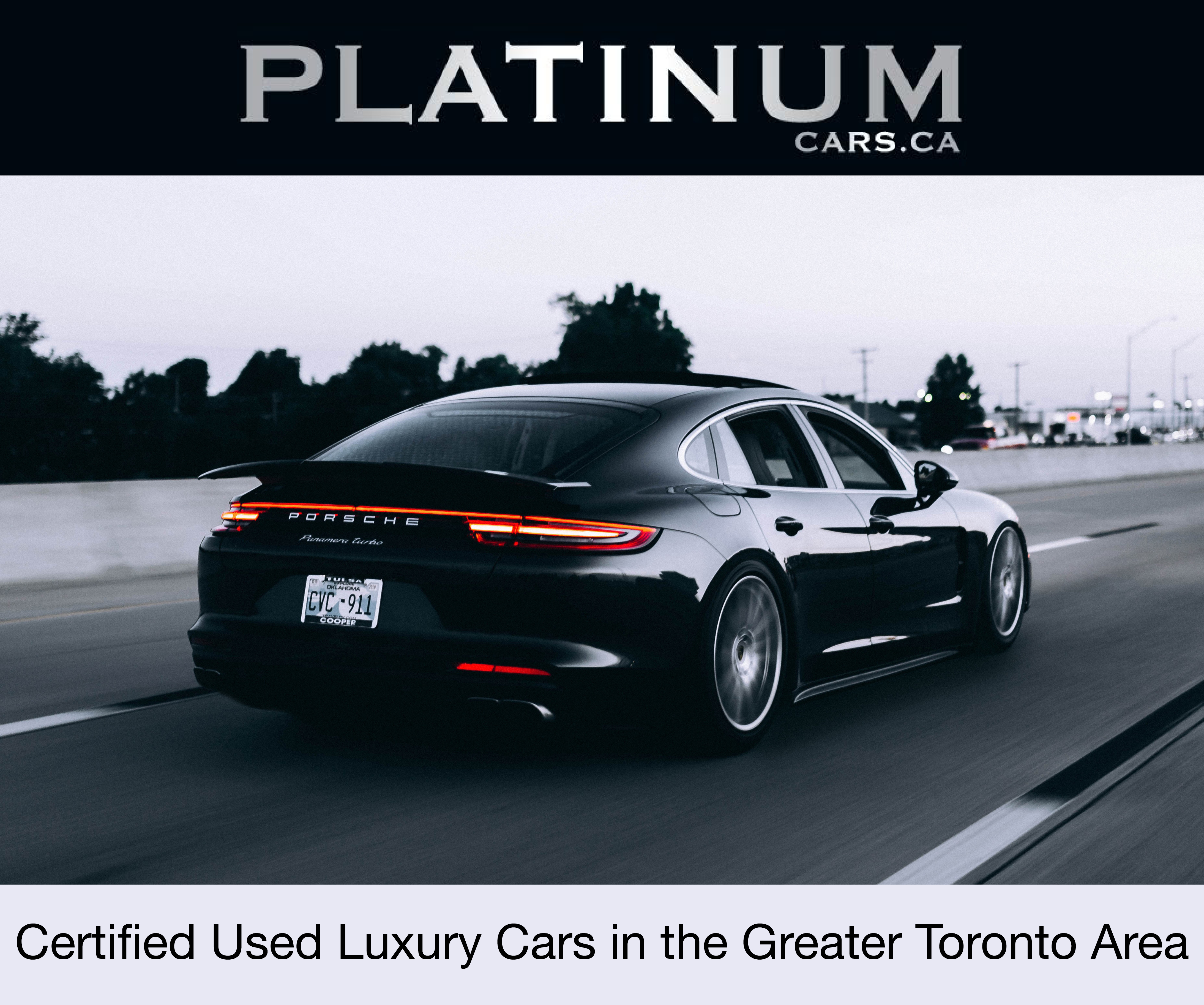 More from Platinum Cars
